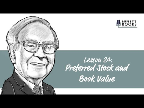 24. Calculate Book Value with Preferred Stock