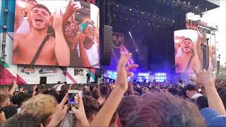 Drake - Surprise appearance at Wireless Festival 2018 width=