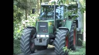 getlinkyoutube.com-Fendt Favorit 615 Sound !