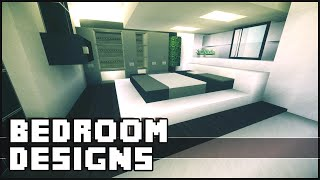 getlinkyoutube.com-Minecraft - Bedroom Designs & Ideas