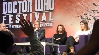 getlinkyoutube.com-Meet the cast - Doctor Who Festival 13th Nov 2015
