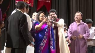 getlinkyoutube.com-Sabina Yasmin and Andrew Kishor Live in Houston Highlights