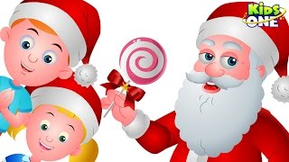 getlinkyoutube.com-Learn Christmas Items with Santa claus