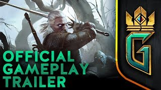 GWENT: The Witcher Card Game - Játékmenet Trailer