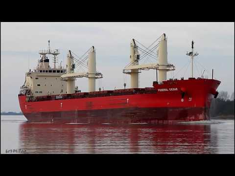 Click to view video FEDERAL CEDAR - IMO 9671101 - Germany - Weser - Brake Unterweser