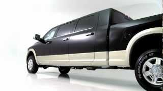 getlinkyoutube.com-6 Door Dodge Mega Cab WWW.BIG-LIMOS.COM 714-330-6705