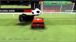 World Hummer Football 2010 Unity Game