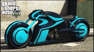 getlinkyoutube.com-GTA 5 - PRESENTATION NOUVELLE MOTO + BIG STUNT + FACECAM