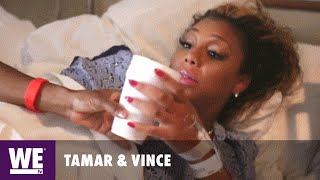 getlinkyoutube.com-Tamar & Vince | Deleted Scene: Thirsty, Hungry, & In Labor | WE tv