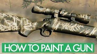 How to Paint a Gun - Paintjob