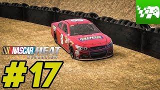 getlinkyoutube.com-Perhaps the Worst NASCAR Game Ever - Full Race Friday - NASCAR Heat Evolution Career Mode Ep. 17