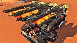War Robots [2.5] Test Server - NEW Fury Paintworks Gameplay