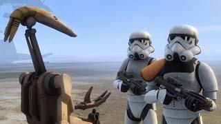 getlinkyoutube.com-Star wars rebels: Rex & Droid Commander put their differences Aside