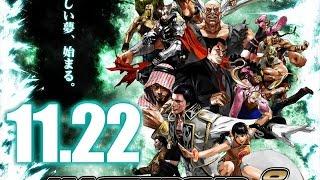 getlinkyoutube.com-【鉄拳7 MASTERCUP.8】決勝トーナメント Twitch MASTERCUP Official