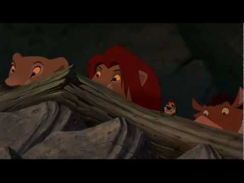 The Lion King - Hula Song (Finnish) [HD 1080p/Blu-Ray]