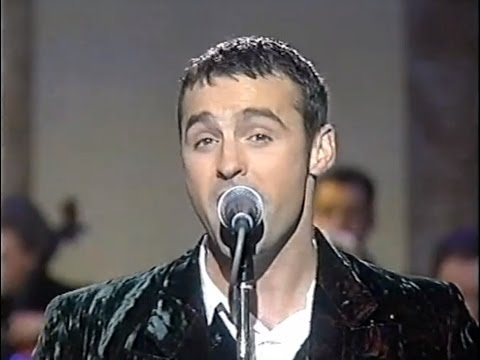 Wet Wet Wet - Maybe I'm In Love - Des O'Connor Tonight