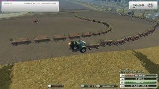 getlinkyoutube.com-Farming Simulator 2013 106 Trailers HD