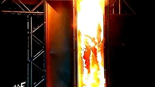 getlinkyoutube.com-The Undertaker Sets an Effigy of Kane on Fire (03/16/98)