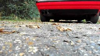 getlinkyoutube.com-Bmw e36 325i scorpion exhaust.