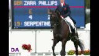 getlinkyoutube.com-Zara Phillips - Live Like Horses by Elton John & Pavarotti