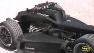 BMW V12 Engine Monster Quad Bike