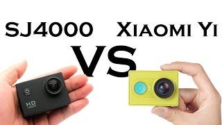 getlinkyoutube.com-Тест Xiaomi Yi vs. SJ4000 / Test Xiaomi Yi vs. SJ4000