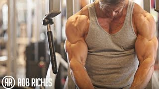 getlinkyoutube.com-Upper Chest Workout - Rob Riches