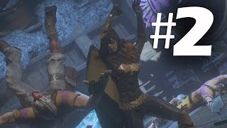 getlinkyoutube.com-Batman Arkham Knight Batgirl DLC Part 2 - Defuse Gameplay Walkthrough A Matter of Family PS4