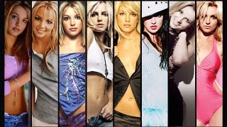 getlinkyoutube.com-Britney Spears Megamix (1998 - 2016)