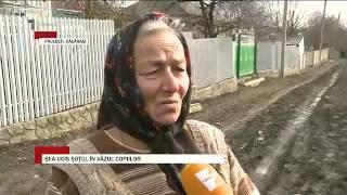getlinkyoutube.com-O femeie şi-a omorât în bătaie soţul de faţă cu cei doi copii ai lor.