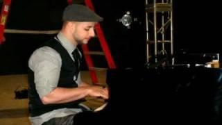 getlinkyoutube.com-Maher Zain with Lady Gaga before conversion to Islam!