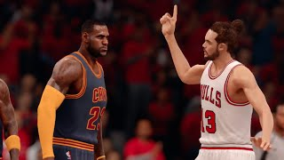 getlinkyoutube.com-NBA Live 16 Demo (Xbox One) - Bulls vs Cavaliers Gameplay