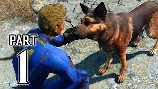 getlinkyoutube.com-Fallout 4 Walkthrough PART 1 Gameplay (PS4) No Commentary @ 1080p HD ✔
