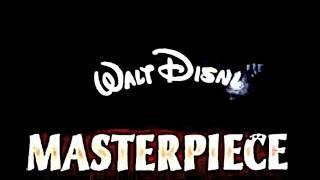 getlinkyoutube.com-WalT DIsney Masterpiece Collection FP 1996 Logo Fast And Slow