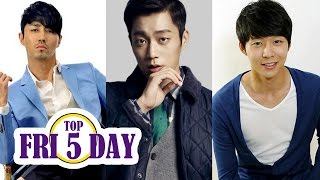 Top 5 New 2015 Korean Dramas April