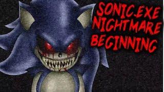 getlinkyoutube.com-SONIC.EXE NIGHTMARE BEGINNING [NEW SONIC THE HEDGEHOG HORROR GAME]