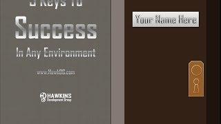 5 Keys to Success in any Environment   HawkDG