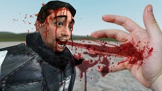 getlinkyoutube.com-DRAINING HIS BLOOD | Gmod Sandbox Funny Moments w/ Mods