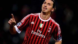 getlinkyoutube.com-Zlatan Ibrahimovic - Milan Memories