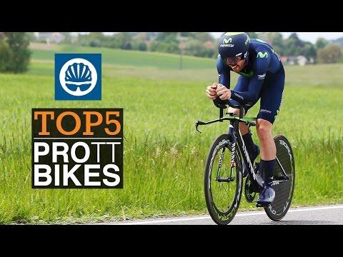 Top 5 - Pro TT Bikes