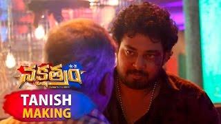 #Nakshatram Movie - Tremondous Efforts of Tanish on the Sets - Krishna Vamsi    Sundeep Kishan