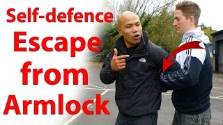 getlinkyoutube.com-Self defence   How to escape from armlock