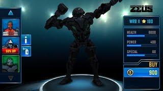 getlinkyoutube.com-Zeus is very weak! - Real Steel WRB (Ipad Mini Gameplay)