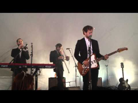 The National -- Sorrow at MoMA PS1 -- May 5, 2013