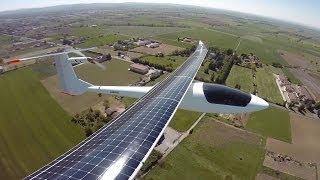 getlinkyoutube.com-Güneş Enerjili Uçak