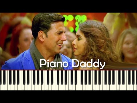 Hookah Bar Khiladi 786 Piano Tutorial By Sanchit Telang