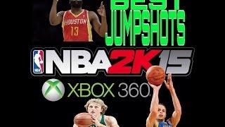 getlinkyoutube.com-TOP 5 JUMPSHOTS FOR NBA 2K15 XBOX 360/PS3