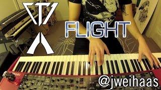 getlinkyoutube.com-Tristam & Braken - Flight (Jonah Wei-Haas Piano Cover)