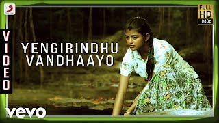 Kayal - Yengirindhu Vandhaayo Video | Anandhi, Chandran | D. Imman