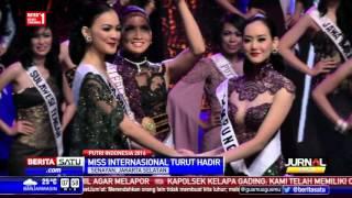 Finalis Asal Sulut Kezia Roslin Menjadi Putri Indonesia 2016